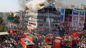 surat fire incidence