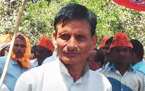 surrendra singh amethi shot dead